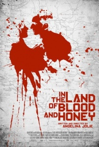 Angelina in The Land of Blood and Honey 1
