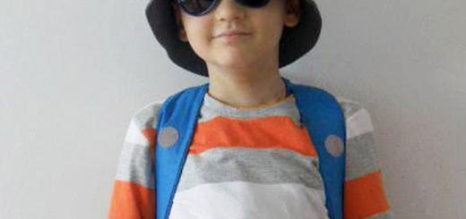 Der kleine Hajrudin möchte Zlatan Ibrahimovic treffen