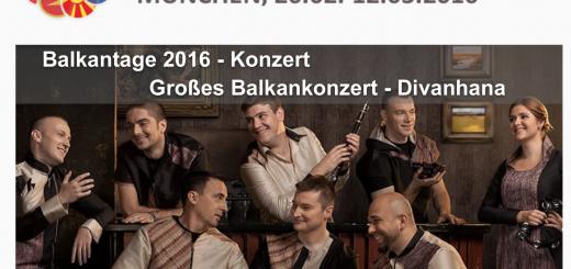 Balkantage werben mit alten PR-Fotos von Divanhana. Darauf sind nicht die neue Vokalistin und Violinistin zu sehen. Als Veranstalter sollte man aktuelle Bilder anfragen können.