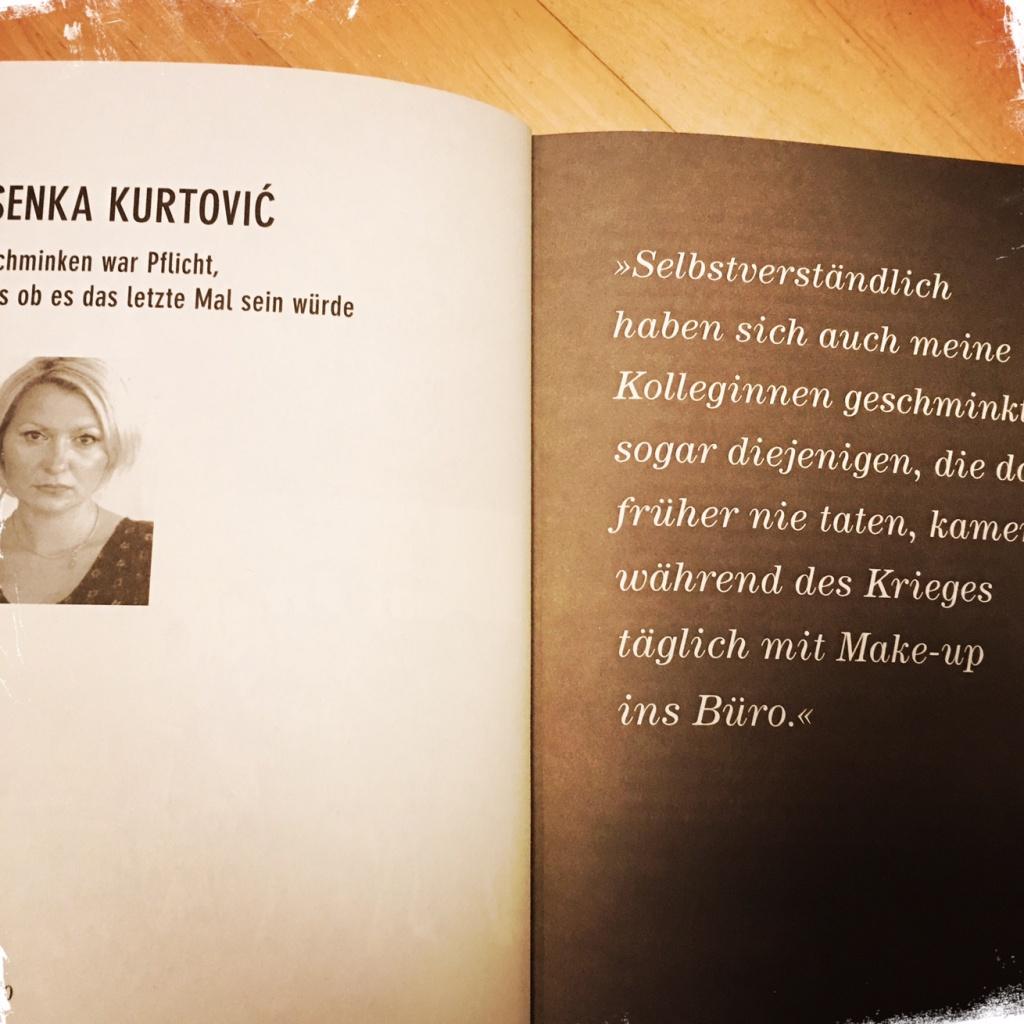 Henriette Schröder: Ein Hauch von Lippenstift für die Würde 1