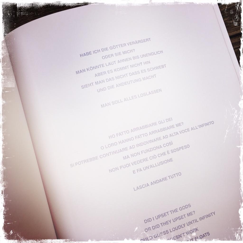 Die Gedichte schrieb die Künstlerin, als sie nach der Fukushima-Katastrophe Japan verliess und nach Deutschland zurückkehrte (Foto: balkanblogger.com)