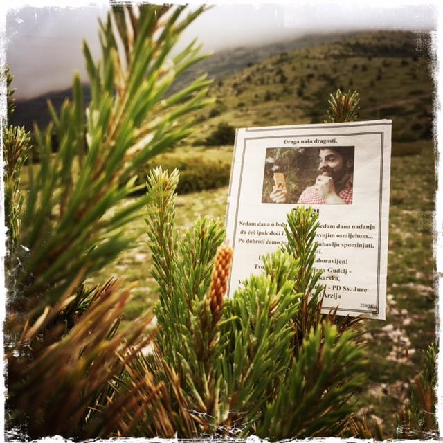 Der Wanderführer und Extremsportler Dragi verlor sein Leben in den Bergen, weil er einer Teilnehmerin bei einem Wanderausflug das Leben retten wollte (Foto: balkanblogger.com)